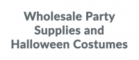 Shop Wholesale Party Supplies and Halloween Costumes Deals Now!