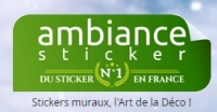 Visite Ambiance Sticker FR maintenant!