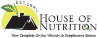 Visit House of Nutrition now!